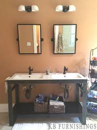 industrial metal bathroom cabinet industrial metal bathroom vanity made locally by kb furnishings