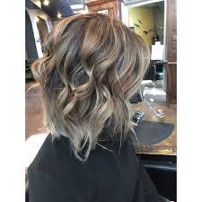 2017 hair color trends color melt balayage brunette blonde hair