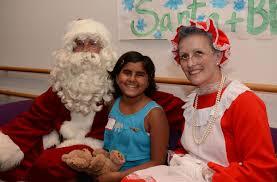 shriners hospital for children celebrates christmas in july