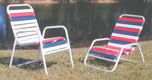 country club aluminum vinyl strap sand chair most popular et u0026t