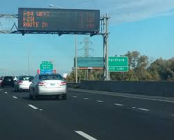 Connecticut travel news images An answer to quot are we there yet quot on connecticut highways wnpr news jpg