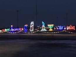 drive through christmas lights ohio northeast ohio christmas lights display magic of lights money