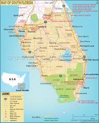 Dade City Florida Map by South Florida Map Deboomfotografie