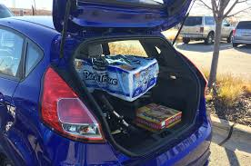 Ford Escape Trunk Space - 2014 ford fiesta st u2013 a fresh perspective