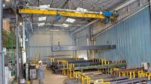 epde single girder suspension cranes up to 6 3 tonnes demagcranes