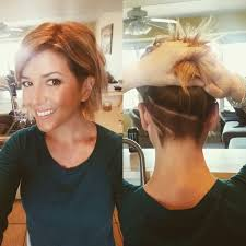 deconstructed bob hairstyle 11 cool tattoo s that anyone can rock undercut bobs and haircuts