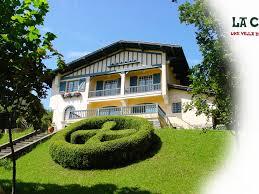 chambres d hotes ciboure villa la croix basque locations saisonnieres et chambre d hotes