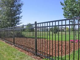 ornamental wrought iron fences iron fencing illionis home