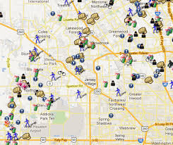 houston map jersey harris county tx crime data on spotcrime spotcrime the