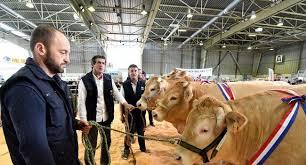 chambre d agriculture tarbes à l heure des concours 09 03 2018 nrpyrenees fr
