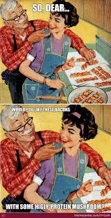 Vintage Memes - vintage bacon ads by rrrcom meme center