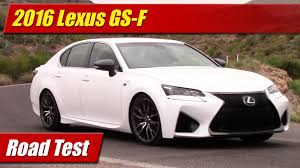lexus ls 460 ugly wheels 2016 lexus gs f road test youtube