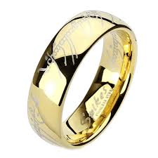 the one ring wedding band eregion replica the one ring hobbit lord of comfort