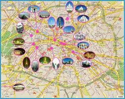 map brussels brussels map tourist attractions travelsfinders