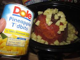 how to cook thanksgiving ham for the love of food crock pot brown sugar pineapple ham for the
