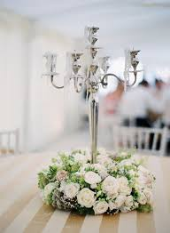 wedding candelabra centerpieces wedding centerpieces with simple candelabra wedding centerpieces