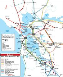 Oakland Map Oakland California Map Roundtripticket Me