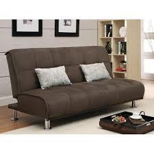 brown microfiber sofa bed brown microfiber sofa bed coaster furniture furniturepick coaster