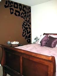 cheetah bedrooms cheetah print bedroom ideas leopard bedroom wall ideas cheetah