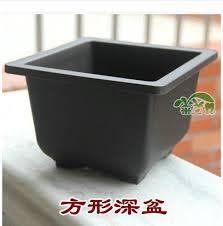 Square Planter Pots by Aliexpress Com Buy Imitation Purple Plastic Flower Pot Balcony