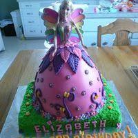 fairytopia barbie doll birthday cake cake gallery cake central