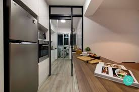Bto Kitchen Design Open Concept Kitchen Designs For Small Spaces