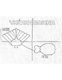 thanksgiving turkey graph before and after by jim tpt