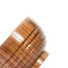 wood handmade solid jujube wood handmade rice bowls zenkimchi