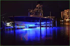 lighting 12v 27w ip68 bright led rgb marine boat dock