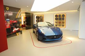 ferrari dealership showroom scuderia lebanon s a l unveils new showroom in verdun biser3a