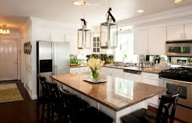 mirror backsplash in kitchen 8 mirror types for a fantastic kitchen backsplash