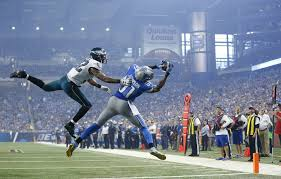 first thanksgiving nfl game lions wr johnson is a student and superstar of the game the