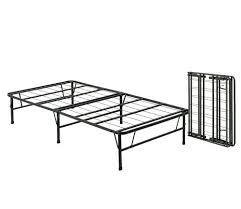 Folding Bed Frame Size Bi Fold Folding Bed Frame Bed Frames