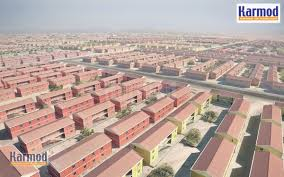 low income public prefabricated housing africa karmod