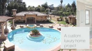 diditan luxury home builders tuscan style home by arie abekasis
