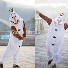 Olaf Costume Online Shop 2016 Olaf Costume Halloween Women Men Party