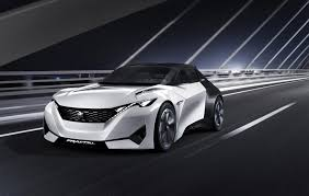 peugeot car 2015 peugeot fractal electric car concept 3d printing audio tech of