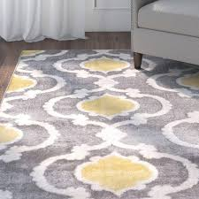 Modern Grey Rug Gray And Yellow Rug Gray Area Rug Modern Grey Yellow Rugs