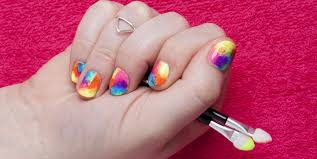 olivia jade nails i scream nails diy nail art book review olivia