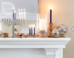 Hanukkah Decorations Ideas Holiday Fireplace Decorating Ideas Mr Fireplace