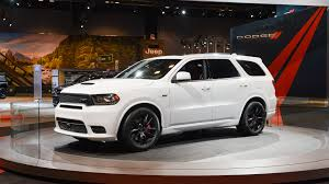 2018 dodge crossover behold the 2018 dodge durango srt in all its badassery
