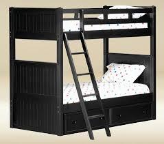 Bunk Beds Black Dillon Bunk Bed Xl Bunk Beds