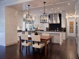 Lighting For Kitchen Table Best  Kitchen Lighting Over Table - Kitchen table light