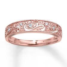 kay jewelers engagement rings kay diamond ring 1 20 ct tw round cut 10k rose gold