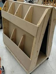 Mobile Lumber Storage Rack Plans by Wwmm Lumber Storage Cart Pdf Shop Projects Pinterest Lumber