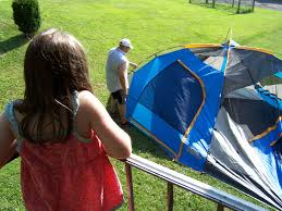 camping u2026 in the backyard new and improved u2026