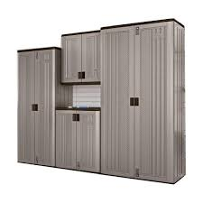 suncast wall storage cabinet platinum suncast 80 1 4 storage cabinet home fix online singapore