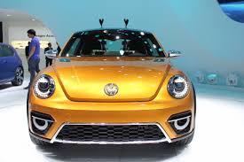 volkswagen beetle concept 2014 naias live 2014 vw beetle dune concept
