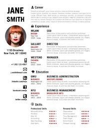 Free Download Creative Resume Templates Resume Examples Templates The Best 10 Creative Resume Template