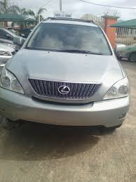 lexus car 2004 pictures of lexus rx 300 330 and 350 for sale in nigeria